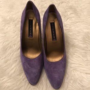 Perfectly purple Steven by Steve Madden heels